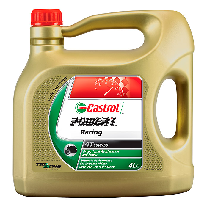 Castrol Power 1 Racing Motoröl  (4 l)