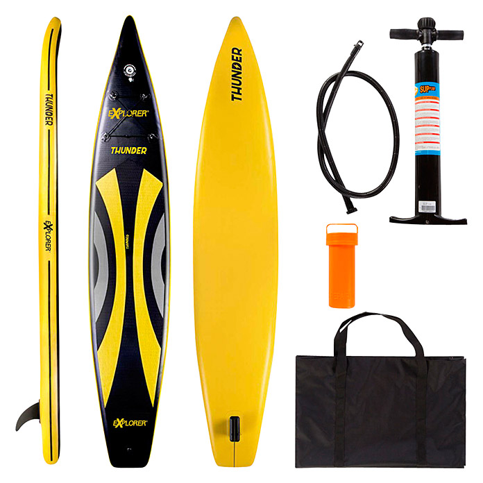 Explorer SUP-Board Thunder Touringboard