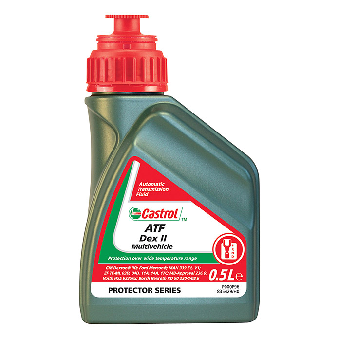 CASTROL AFT DEX II  MULTIVEHICLE 500 ml