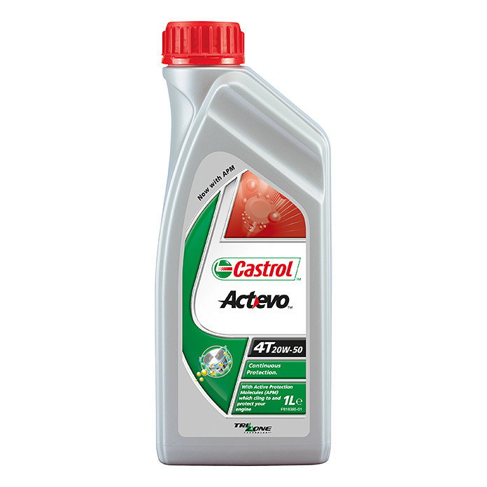 Castrol Power 1 Motoröl 4T (1 l)