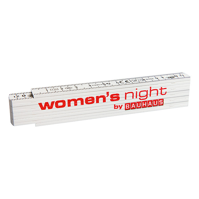 BAUHAUS Maßstab Women´s Night Edition