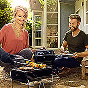 GO-ANYWHERE GASGRILL,BLACK              WEBER