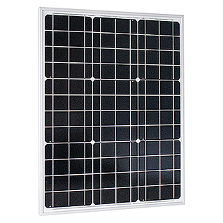 Solarzelle Sun Plus (50 W, 650 x 505 x 35 mm)