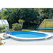 KOMPLETTSET POOLS OVAL 5,00X3,00X1,50m