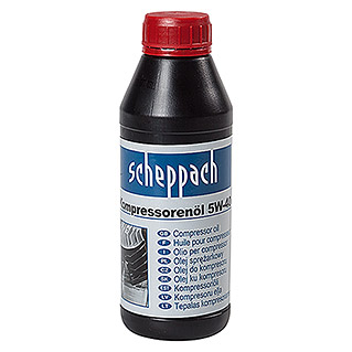 Scheppach Kompressoröl Ultra Perform (5W-40, 500 ml)