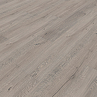 b!design Sample Clic Eiken Colonial Grey (190 x 200 x 3 mm, Brede deelplanken)