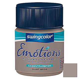 swingcolor Wohnraumfarbe Emotions Tester (Dust, 50 ml)