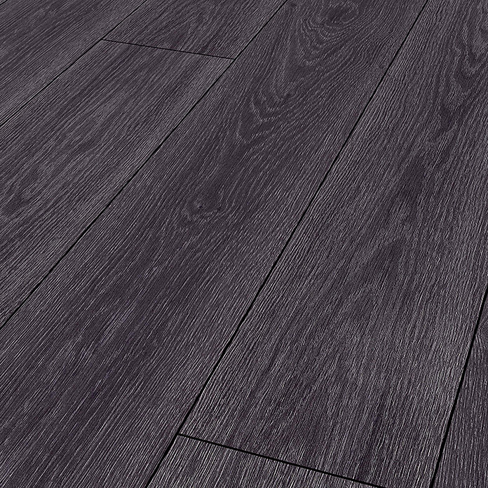 MyStyle Laminat MyDream (Anthracite Oak, 1.280 mm x 192 mm x 12 mm)