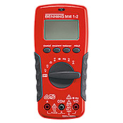 BENNING DIGITALES   MULTIMETER mm 1-2