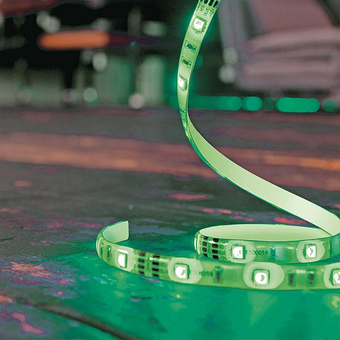 Tween Light LED-Band (Länge: 5 m, Farbwechsel, RGB, 24 W)