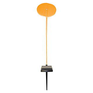 Solarleuchte Lumix Swing Lights M (Orange, Höhe: 76 cm, LED)