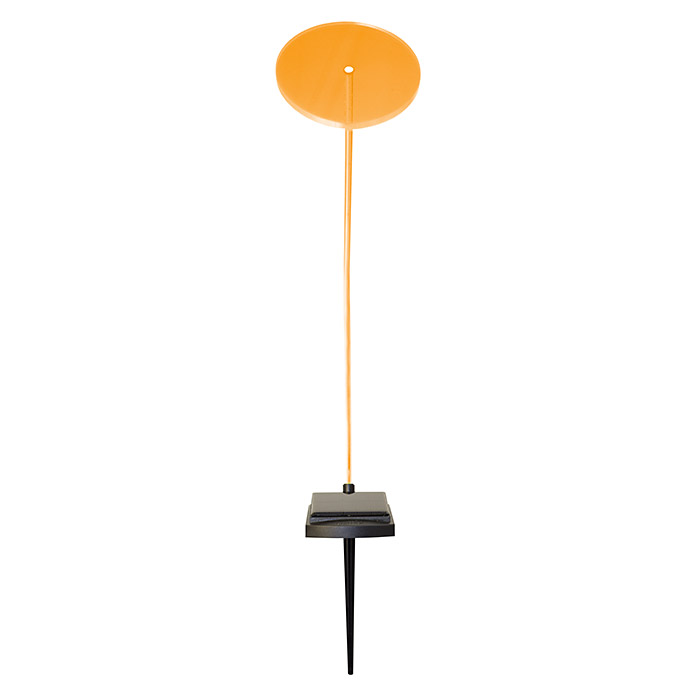 Solarleuchte Lumix Swing Lights S (Orange, Höhe: 66 cm)