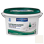 swingcolor Latexfarbe   (Schneeweiß, 2,5 l, Matt)