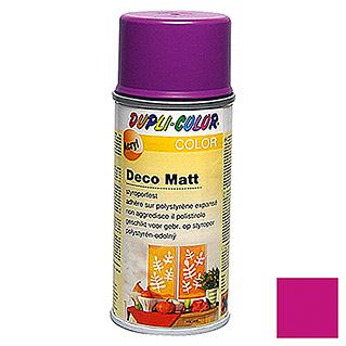Dupli-Color Color Deco Matt Acryllackspray RAL 4006 (Purpur, 150 ml, Matt)
