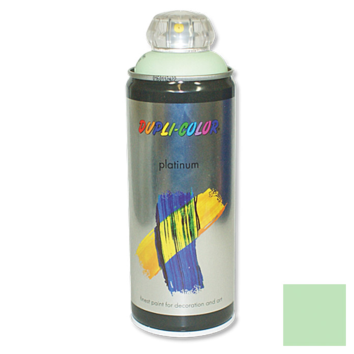 Dupli-Color Buntlack-Spray platinum RAL 6019 (Weißgrün, 400 ml)