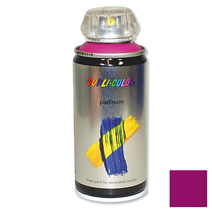 Dupli-Color Buntlack-Spray platinum RAL 4006 (Purpur, 150 ml)