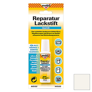Molto Reparatur-Lackstift Sanitär