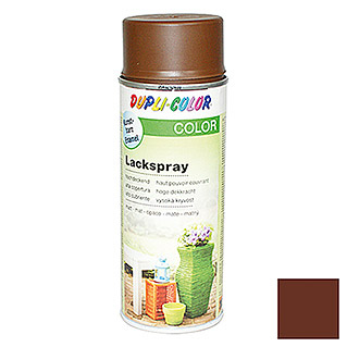 Dupli-Color COLOR Lackspray RAL 8011 (Nussbraun, Matt)