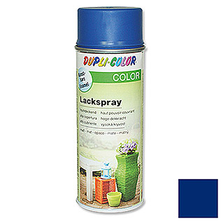 Dupli-Color COLOR Lackspray RAL 5010 (Enzianblau, Matt)