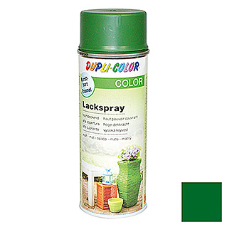 Dupli-Color COLOR Lackspray RAL 6002 (Laubgrün, Matt, 400 ml)