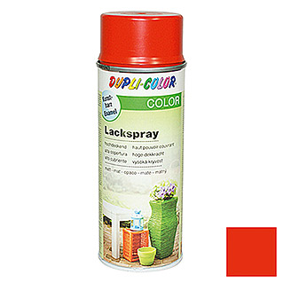 Dupli-Color Color Lackspray RAL 2002 (Blutorange, Matt, 400 ml)