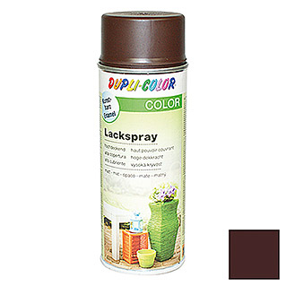 Dupli-Color COLOR Lackspray RAL 8017 (Schokobraun, Matt)