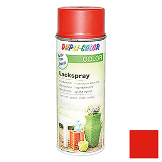 Dupli-Color COLOR Lackspray RAL 3000 (Feuerrot, Matt)