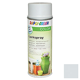 Dupli-Color COLOR Lackspray RAL 7035 (Lichtgrau, Matt, 400 ml)