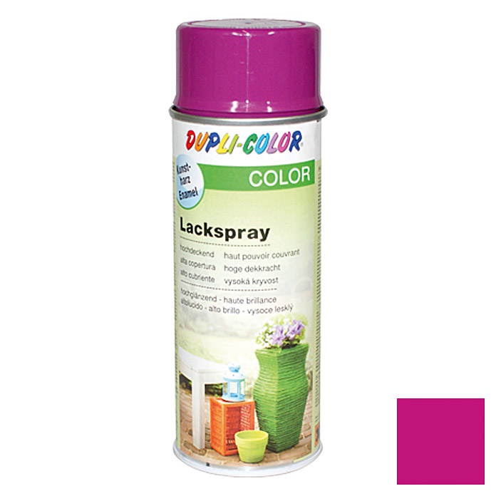Dupli-Color Color Lackspray RAL 4006 (Purpur, Glänzend, 400 ml)