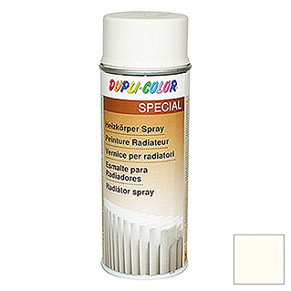 Dupli-Color Special Spray para radiadores RAL 9001 (Blanco crema, Brillante, RAL 9001, 400 ml)