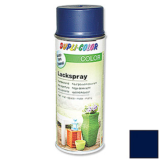 Dupli-Color COLOR Lackspray RAL 5003 (Saphirblau, Matt)