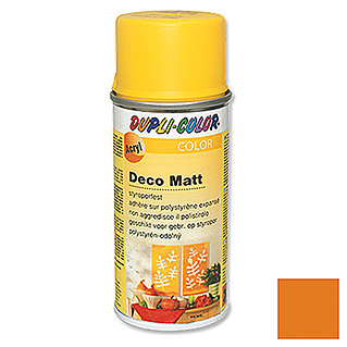 Dupli-Color COLOR Deco Matt Acryllackspray RAL 1007 (Narzissengelb, 150 ml)