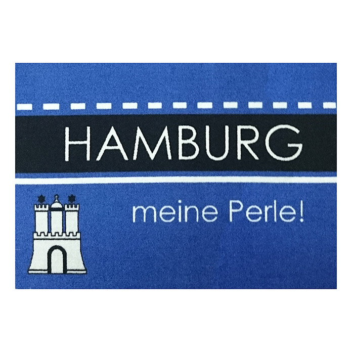 ACTION 40X60 cm  78 HAMBURG WAPPEN