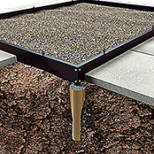 FUNDAMENT 86 SCHWARZ5,0m² POPULAR/SUPRE