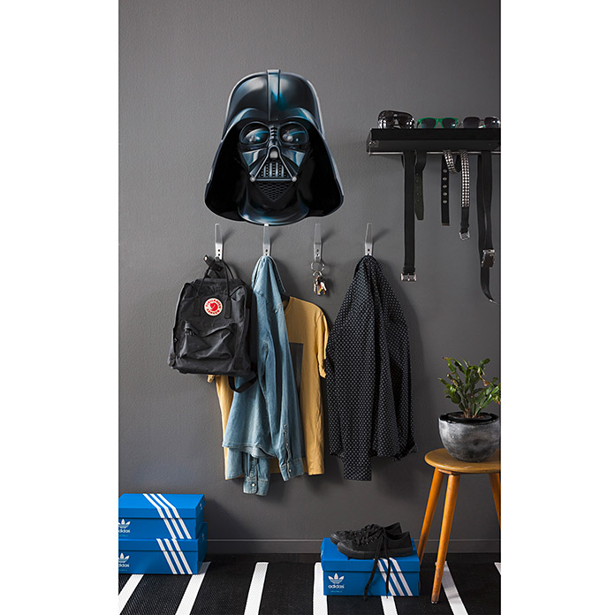komar star wars wandtattoo darth vader 50 x 70 cm bauhaus. Black Bedroom Furniture Sets. Home Design Ideas