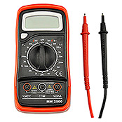DIGITAL-MULTIMETER  M 2500              PROFIDEPOT