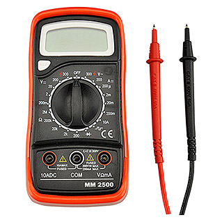 Profi Depot Digital-Multimeter MM 2500