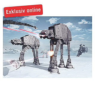 Komar Star Wars Fototapete Battle of Hoth