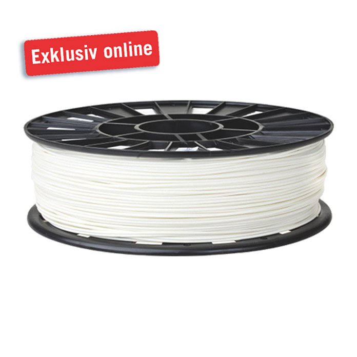 FILAMENT REC ABS 1,75mm WHITE