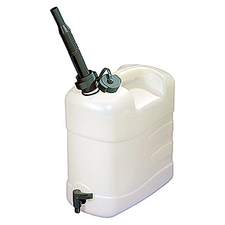 Combi-Kanister (20 l, Weiß)
