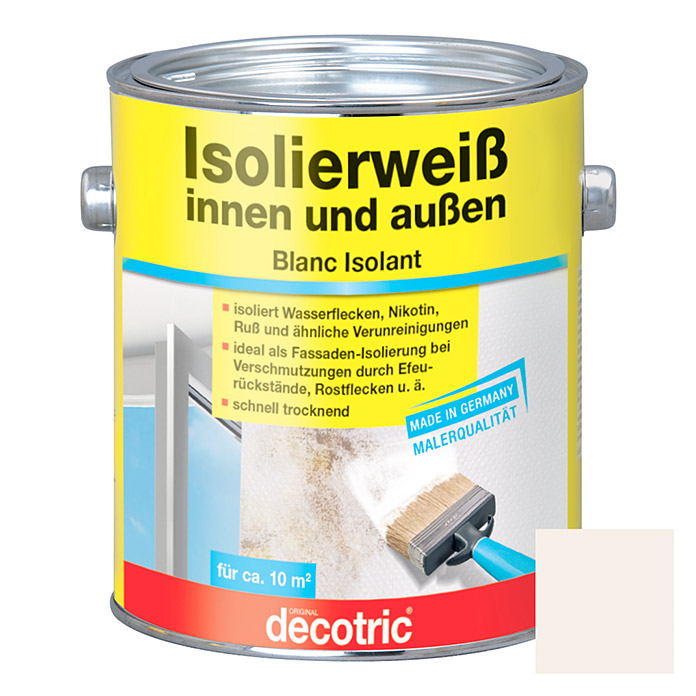 decotric Isolierweiß  (2 l)