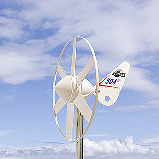 Sunset Windgenerator WG504 (Leistung: Max. 80 W, 12 V)