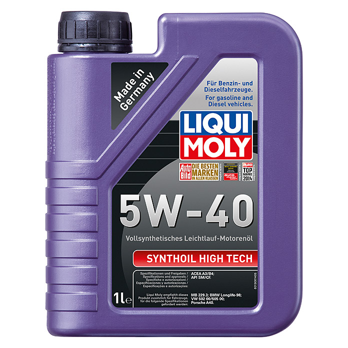 SYNTHOEL HIGH TECH 5W-40