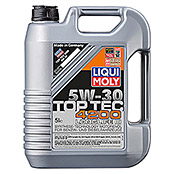 liqui moly motor l top tec 4200 5w 30 c3 5 l 2740. Black Bedroom Furniture Sets. Home Design Ideas