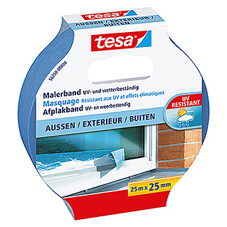 Tesa Malerband Precision Outdoor (L x B: 25 m x 25 mm)