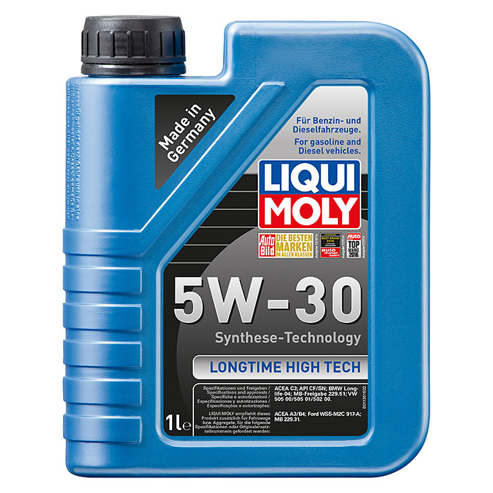Liqui Moly Motoröl Longtime High Tech