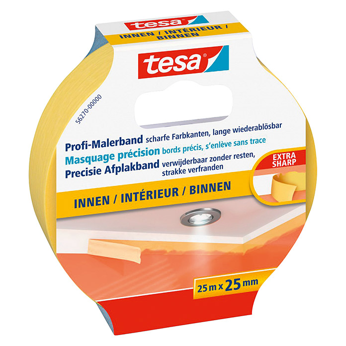 Tesa Profi-Malerband Precision Indoor
