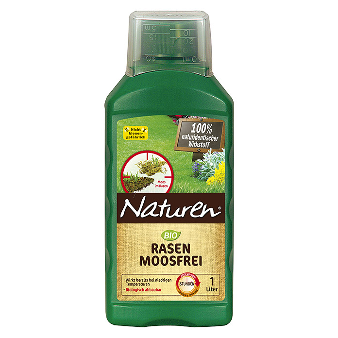 NATUREN BIO RASEN   MOOSFREI 1 l SBV    SCOTTS
