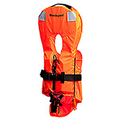 Marinepool Rettungsweste Freedom ISO Baby (5 - 10 kg, 100 N, Orange)