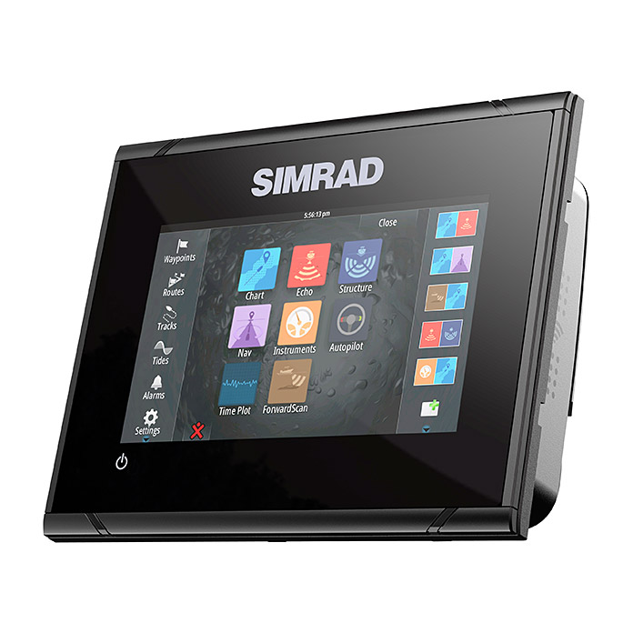 SIMRAD GO5 XSE      TOTALSCAN 12675-001